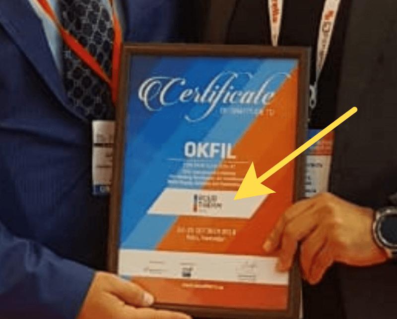 сертификат Баку