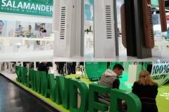SALAMANDER - один из ведущих европейских производителей высококачественного ПВХ-профиля для окон и дверей с 1964 года.
