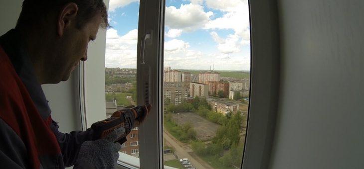 10 правил, чтобы избежать ошибок при установке окна
