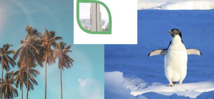 Особенности работы вентиляции и оконных фильтров летом и зимой