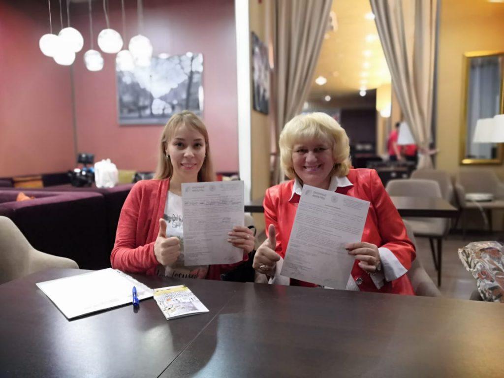OKFIL Оконные Фильтры подписание соглашения Брест, Беларусь
